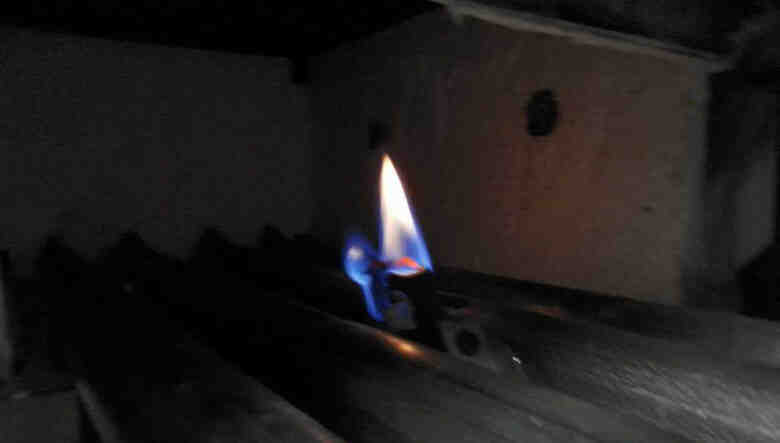 Comment allumer une cheminée