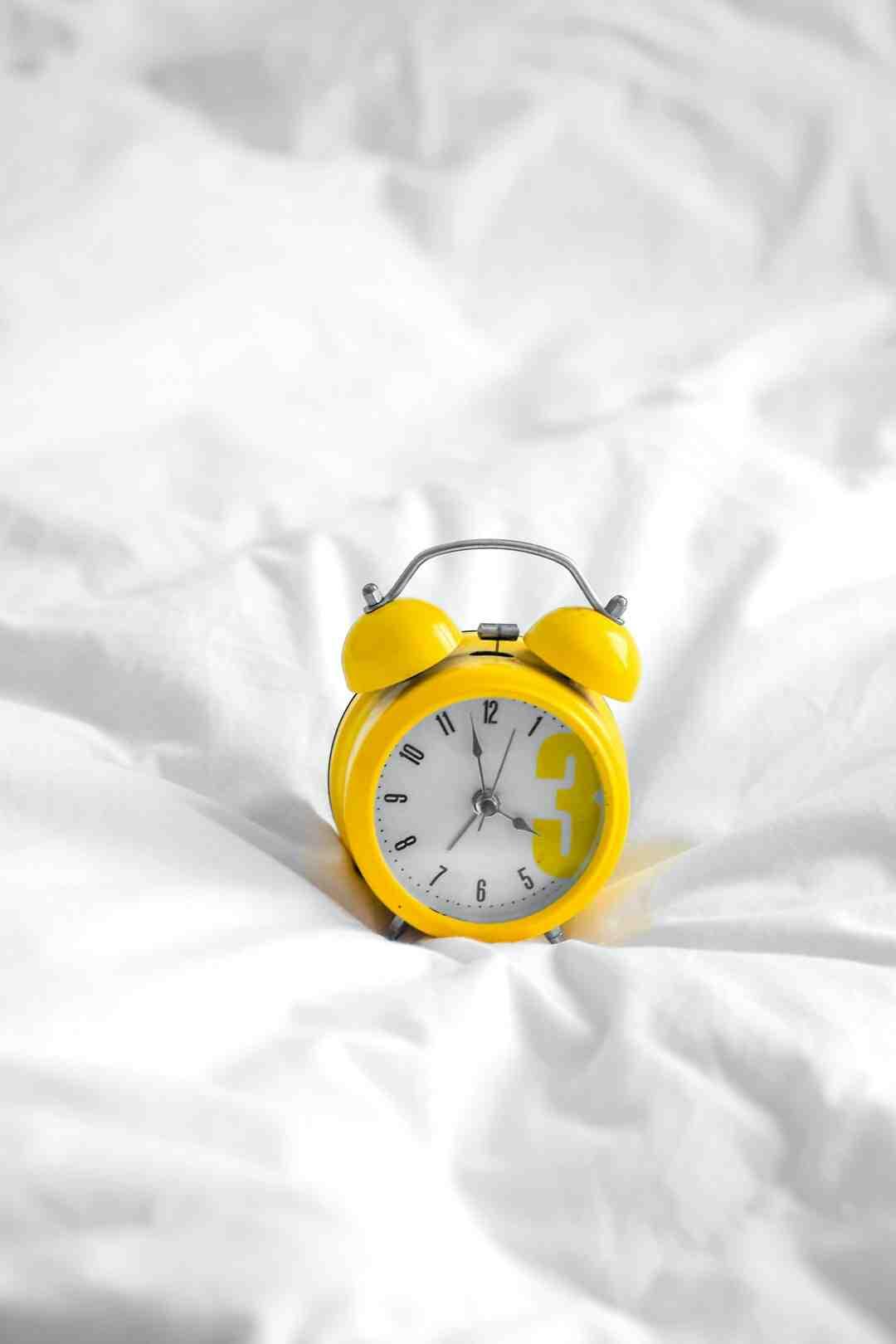 Comment changer les piles de l'alarme ?