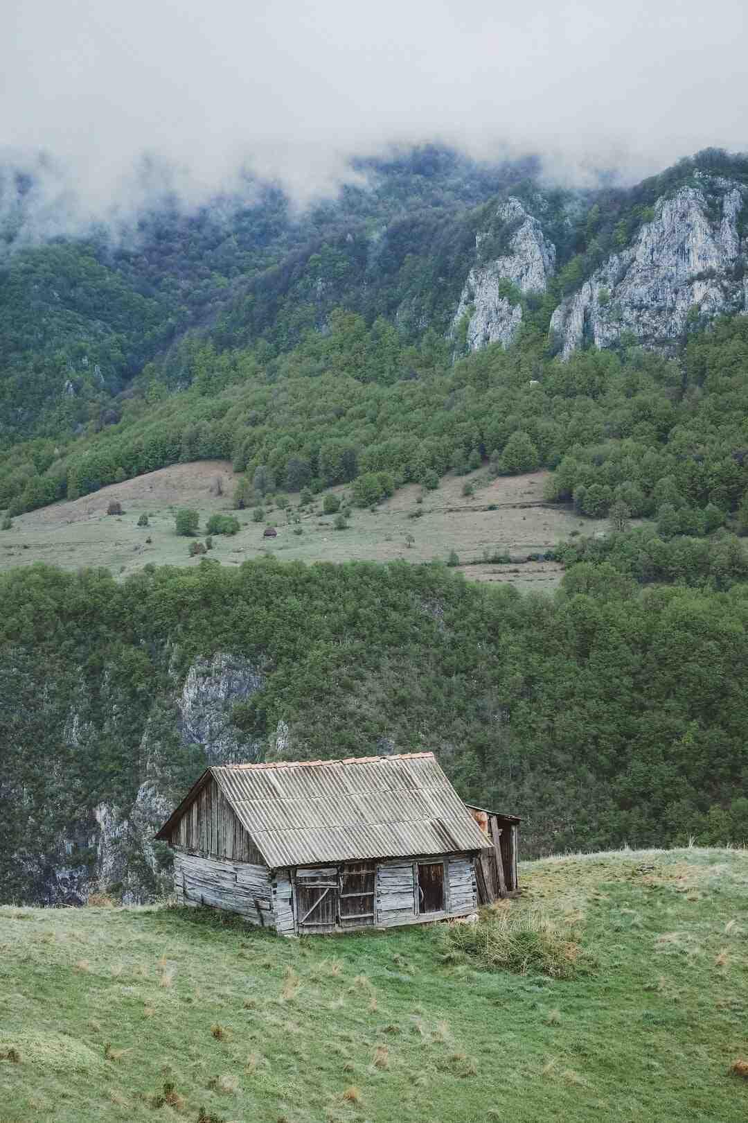 Comment faire une cabane