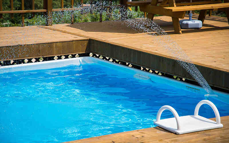 Comment réparer une piscine qui fuit